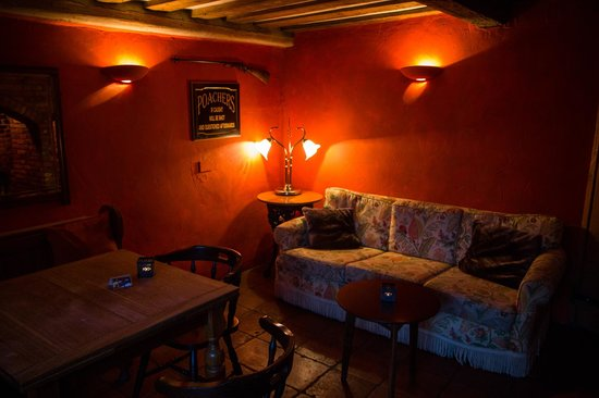 The Gamekeeper: Snug room  (All rights reserved)