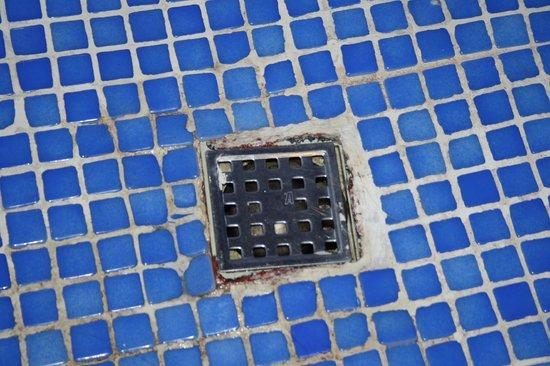 Hostal La Barca: La douche