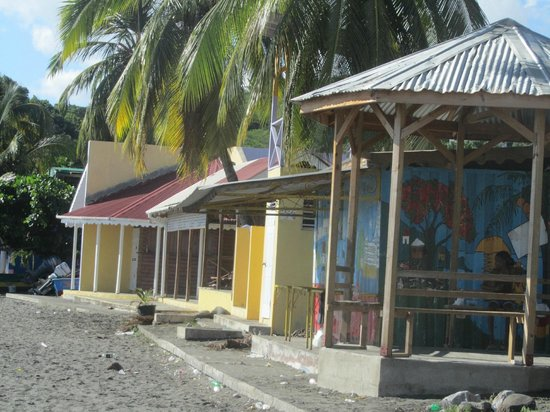 Romance Cafe: View outside