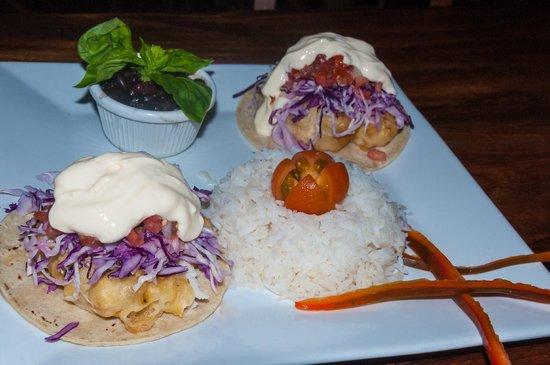 La Vela Latina: baja fish tacos