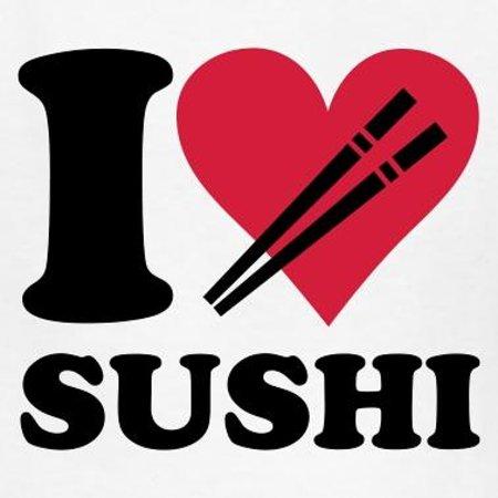 La Vela Latina: sushi bar