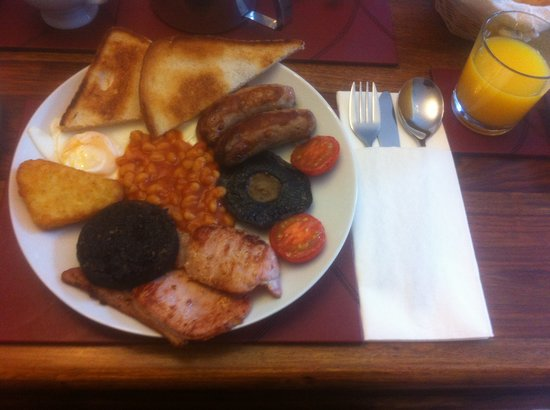 The Farmhouse Bed & Breakfast: Full English