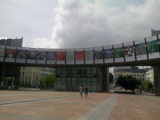 Euro parliment - Picture of European Union Parliament ...