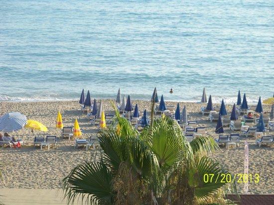 Kleopatra Life: пляж с утра