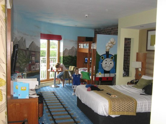 Family Rooms Hotels Staffordshire