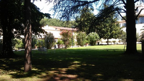 Hotel Villa Stanley: Photo of grounds