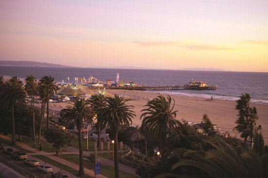 Los Angeles, CA: Santa Monica, coutesy of Santa Monica Convention & Visitors Bureau
