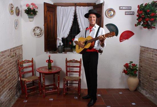 La Casa Vella - Flamenco in Barcelona : alegria en la casa vella