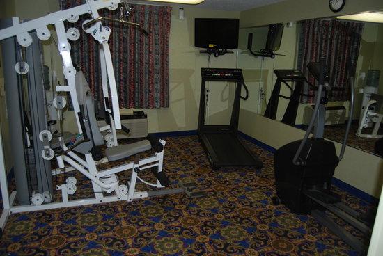 Baymont Inn & Suites Bridgeport/Frankenmuth: Exercise Room