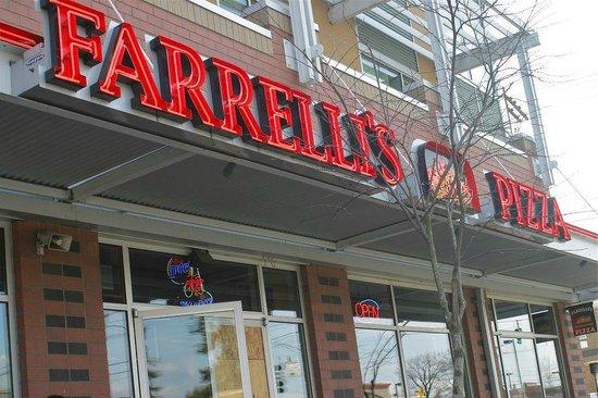 Farrelli's Pizza Tacoma