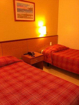 Hotel Coliseo: buenas camas