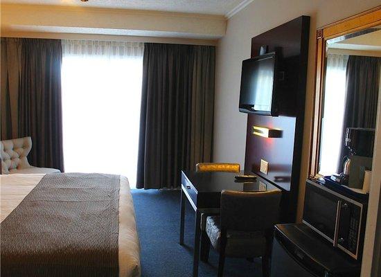 Capital City Center Hotel: King Room