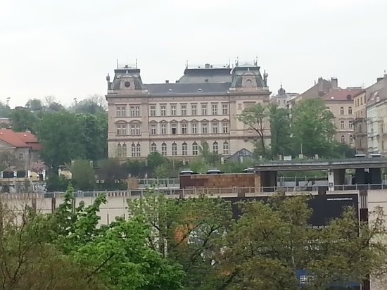 Hotel Esplanade Prague : Vista