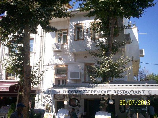 Hotel El Blanco : outside view