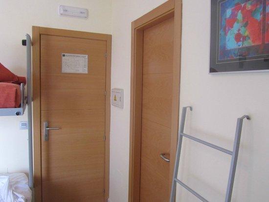 Albergue Inturjoven Algeciras-Tarifa: Dormitorio