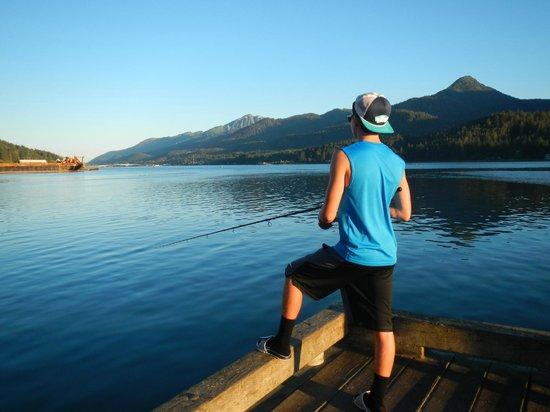 Chum Fun Charters: An absolute beautiful day in Juneau Alaska