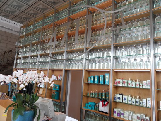 4711 Kölnisch Wasser: De 4711 winkel .