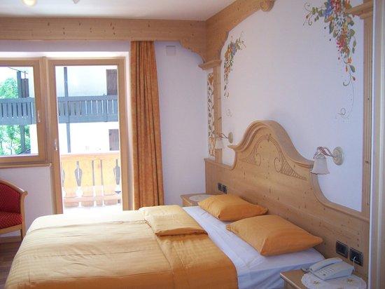 L'Hotel Crepes de Sela: Camera doppia