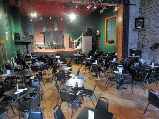 The Lake Ontario Playhouse: The Showroom