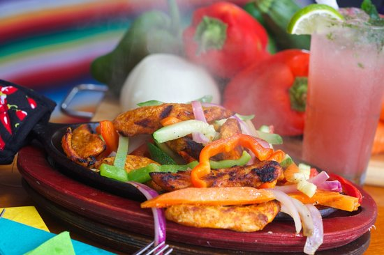 Cuckoo's Nest Mexican Food : Fajitas