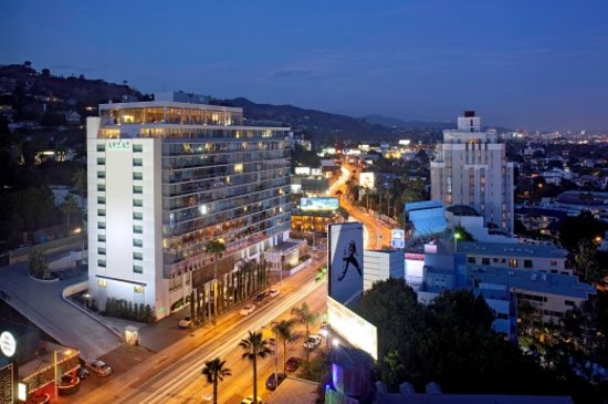 Los Angeles, CA: The Sunset Strip, courtesy of VisitWestHollywood.com