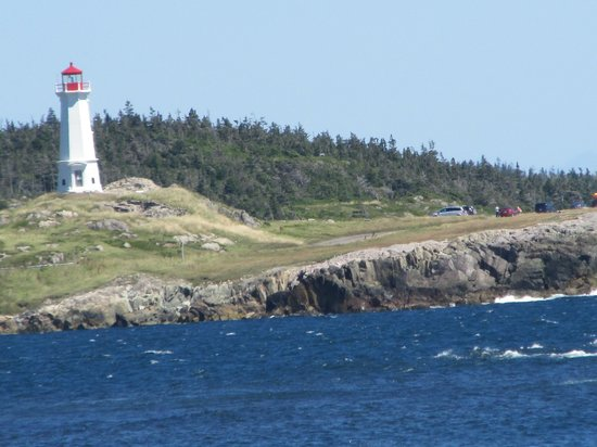 Fortress of Louisbourg National Historic Site: Louisbourg lighthouse