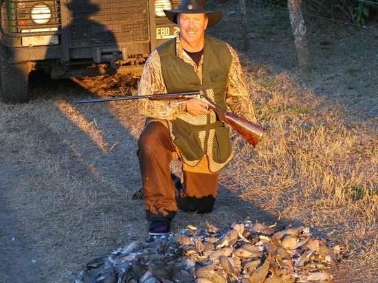 Estancia San Ambrosio : Leisurely Dove Hunt