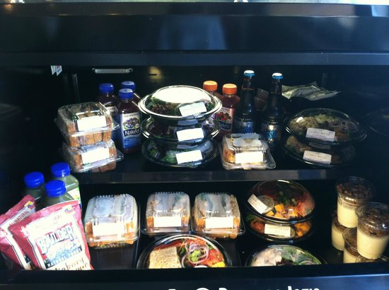 Durango Joe's Coffee on College Dr. : Great variety of lunch sandwiches and fresh salads!