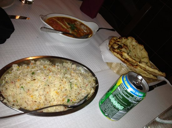 Komal Indian Restaurant: Best Indian food