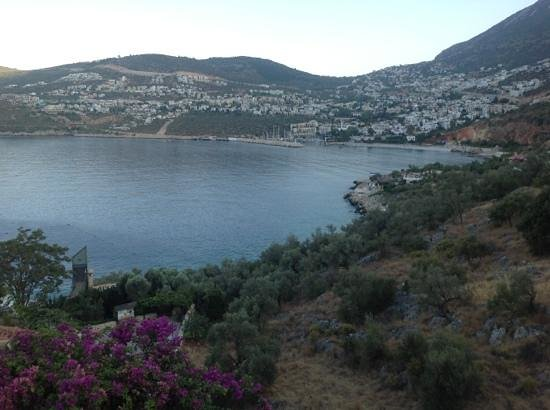 Patara Prince Hotel & Resort - Special Class: Kalkan view from my room