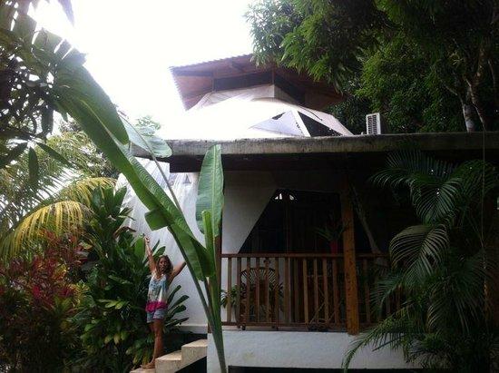 Alma Villa & Restaurant: Dome sweet home!!
