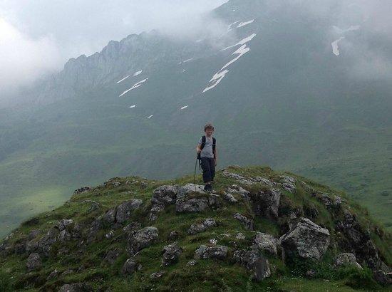 Association Petits Pas: The mountaineer