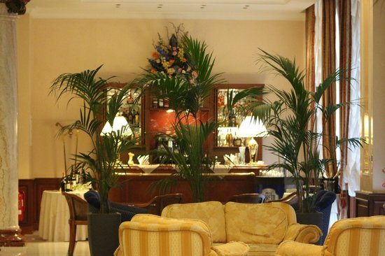 Andreola Hotel : hall