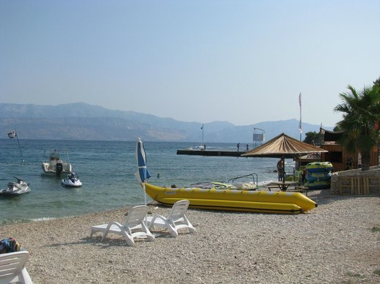 Waterman Svpetrvs Resort : plage (locations possible jet, banane, pedalo..)