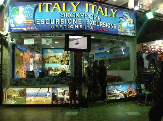 Sharm Italia Escursioni-Azienda Immobiliare