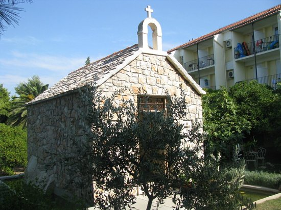 Waterman Svpetrvs Resort: chapelle