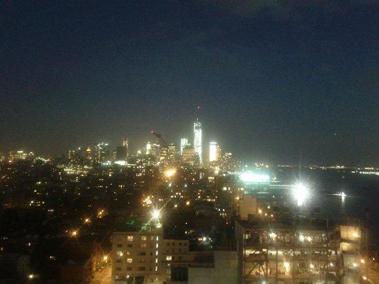 The view picture of le bain new york city tripadvisor for Bain new york