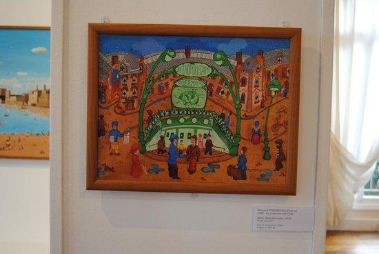 Musee International d'Art Naif Anatole-Jakovsky (Museum of Naive Art): Musée international d'art naïf Anatole Jakovsky