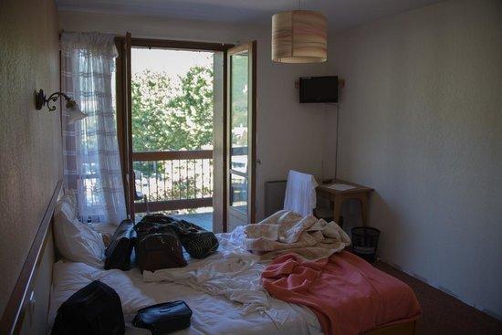 Le Vallon : Room