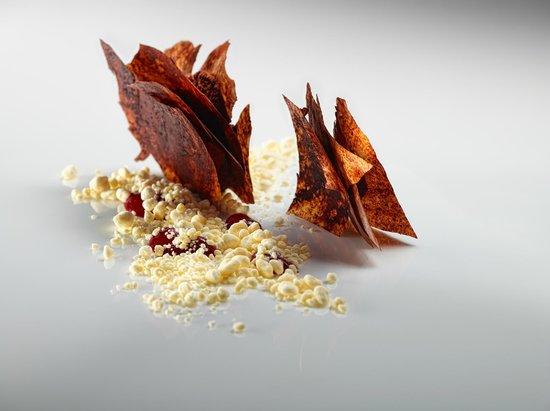 Bailara Restaurant: Cinco hojas de chocolate