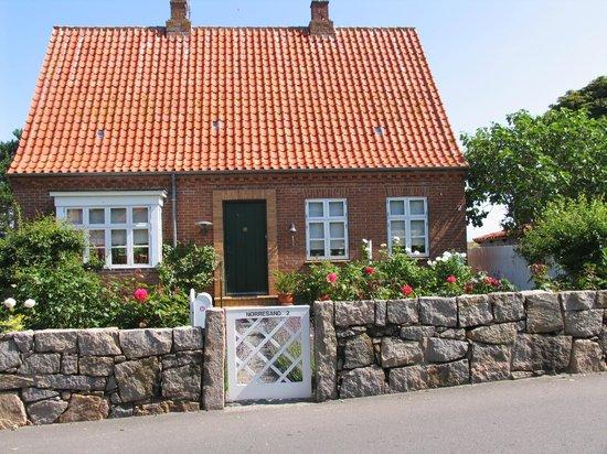 Gudhjem og Norresand Havn Bornholm