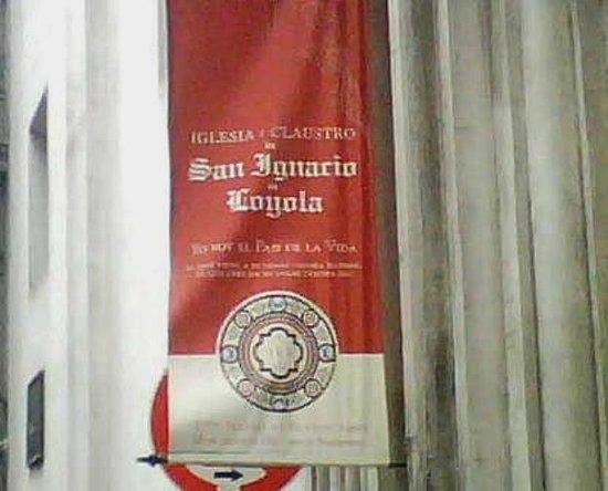 Parroquia de San Ignacio de Loyola : Iglesia San Ignacio