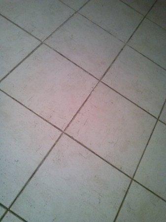 Hams Suites 2: floor looks dirty