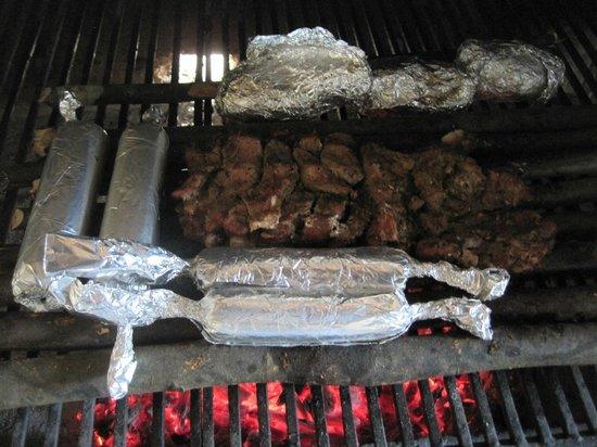 MVP Smokehouse: Smoked Jerked Pork & Sausage