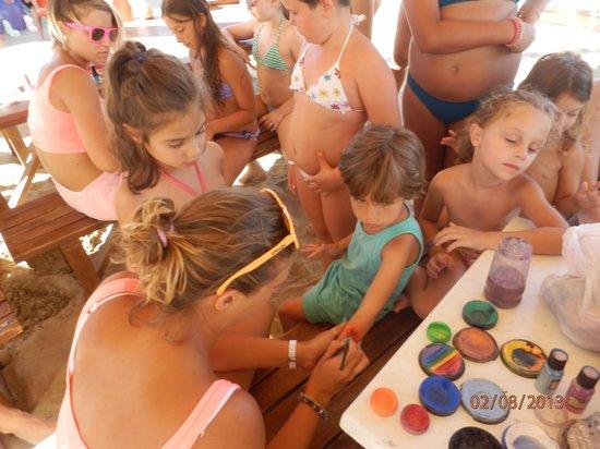 Hotel Atilius: Miniclub playa del Sol