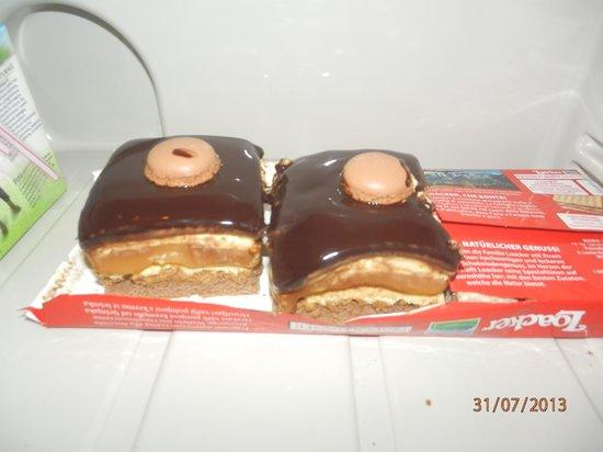 Hotel Atilius: torta magnum