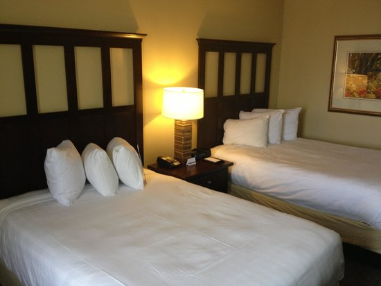 Hyatt Regency Savannah: Beds