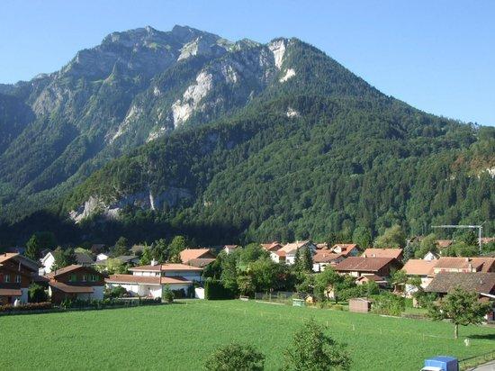 Jungfrau Hotel : View of Jungfrau