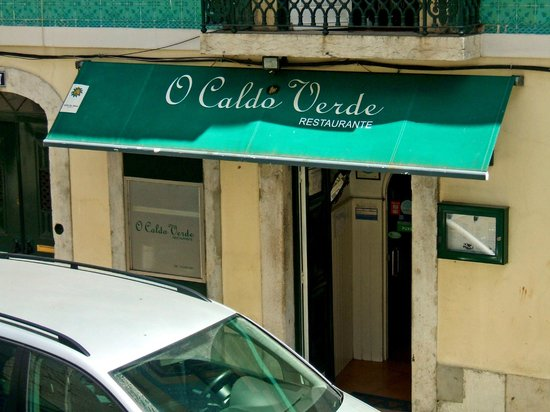"""Restaurante O Caldo Verde: Restaurante """"O caldo Verde"""""""