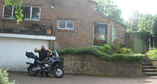 Bed & Breakfast at Shaw Lodge : George